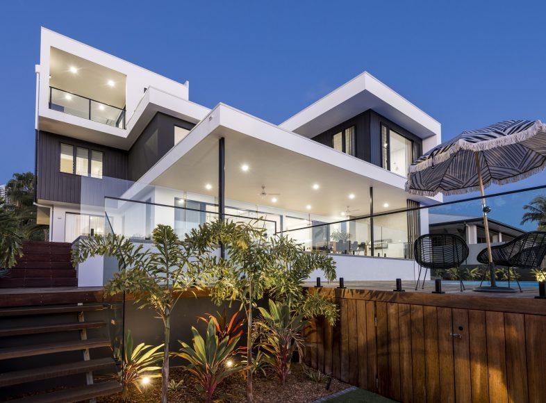 Broadbeach Luxury Home Build